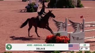 WEF 2018 Delia B 1.40 speed