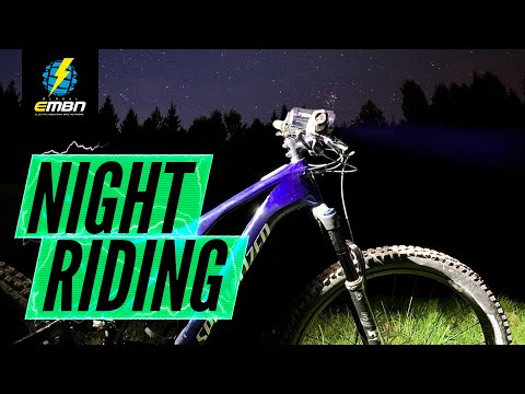 EMBN's Guide To Bike Lights And Night Riding