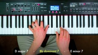 How to Play 'FOOLISH' by ASHANTI / 'ONE MORE CHANCE' by Notorious B.I.G.