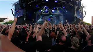 Iron Maiden - Aces High (Hannover, June 10, 2018)