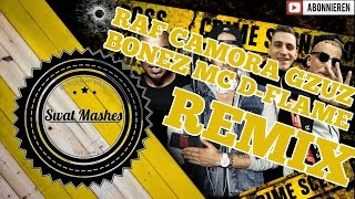 RAF CAMORA feat. GZUZ & BONEZ MC - Mörder Killa REMIX HD VIDEO NEU 2016
