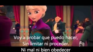 Libre Soy, Carmen Sarahi  Letra