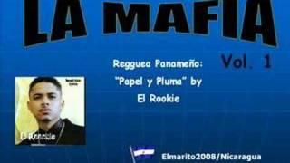 Papel y pluma - El Rookie LA MAFIA