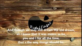 Rusted Finger - The Old Dream - Demo 2014 with lyrics