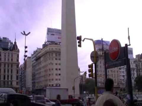 Viaje por Sudamerica di Giacomo Sanesi. Buenos Aires (ARG). 00027 –  obelisco