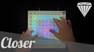 The Chainsmokers - Closer (Launchpad Pro Cover by Teqqnix)