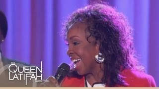 "Gladys Knight Performs ""Old School"" on The Queen Latifah Show"