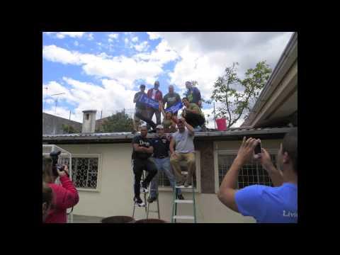 Ecuador orphanage trip to La Esperanza 2012