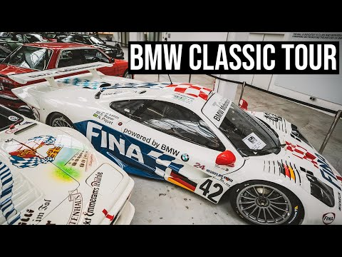 BMW Group Classic Tour | See Some Of The Most Exciting BMWs