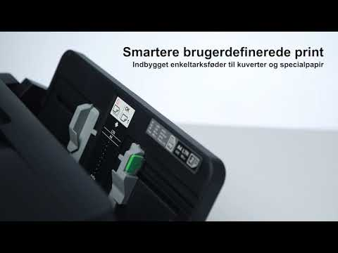 Farve inkjetprinter: MFC-J6530DW - produktvideo
