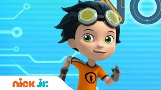 Rusty Rivets & All Your Nick Jr. Friends 'Robot Dance Party' Music Video Mashup