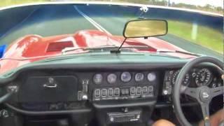Jaguar E Type V12 in Australia