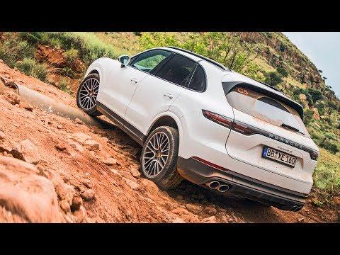 Porsche Cayenne (2018) Endurance Test