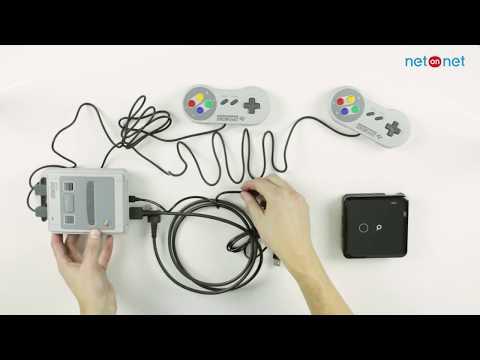 NetOnNet Unboxing: SNES Classic Mini