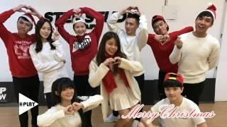 #PLAY-TT (TWICE) @ 練習室聖誕版本 2016.12.15