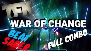 [beat saber] Thousand Foot Krutch - War of change