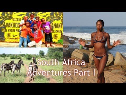 South Africa Adventures Part I: Joburg + Safari