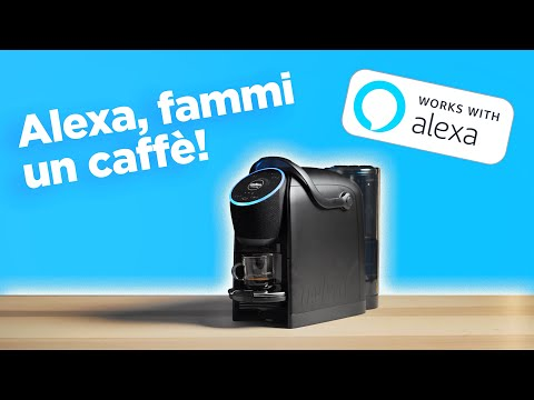 ALEXA FA IL CAFFÈ MA…. — LAVAZZ …