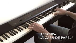"Abertura ""La Casa De Papel"" Piano Cover (My Life Is Going On - Cecilia Krull)"