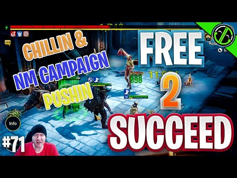 CoastingThrough Nightmare Campaign (For Now) | Free 2 Succeed - EPISODE 71
