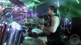 SEPULTURA@Propaganda-Eloy Casagrande-Live in Poland 2015 (Drum Cam)