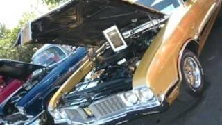 1* Show Hispano de carros Clasicos  en Nashville TN