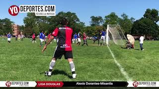 Gol olimpico de Alexis Dorantes del Misantla