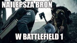 Najlepsza broń w Battlefield 1