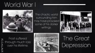 APUSH American Author Video: Robert Frost by Megan Frentzel