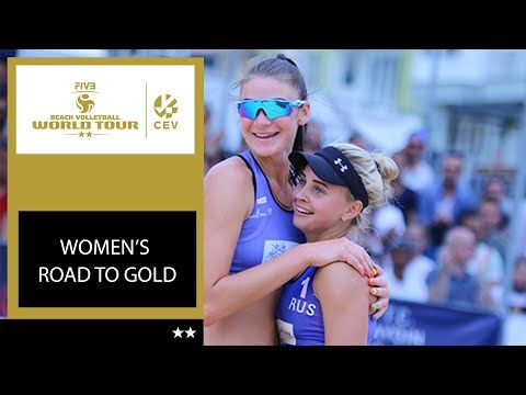 #BeachWorldTour   2* Aydin, Women Road to Gold