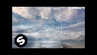Toby Green - Move (OUT NOW)