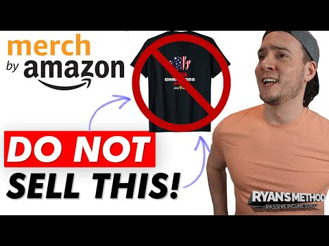 DO NOT Sell This Amazon Merch Niche!