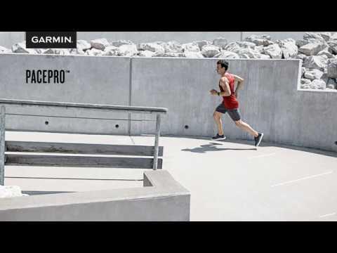 Garmin: Besser trainieren mit der PacePro™ Funktion