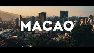 MACAO. Shot on iPhone 5s-6s. PANDA video