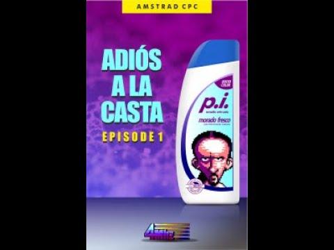 BITeLog 0087: Adiós a la Casta - Episode 1 (AMSTRAD CPC) LONGPLAY