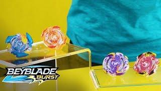 Beyblade Burst: 'Battle Strategies' Digital Master Series