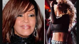 """Whitney Houston & Rihanna - """"I Wanna Dance With Somebody (We Found Love) [Mash-Up]"""""""