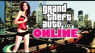 GTA V: Online Live Motorcycle Racing - The King Of Two Wheels