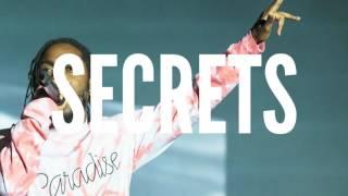 "Kendrick Lamar x The Weeknd Type Beat - ""Secrets"" Hip Hop Beat Instrumental (NEW 2017)"