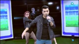 Dasoul presenta 'Él no te da' en Punto Pelota
