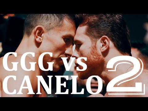 ゴロフキンvsアルバレス2 因縁の対決【GGG vs Canelo2】