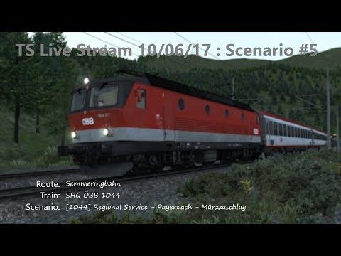 [1044] Regional Service - Payerbach - Mürzzuschlag