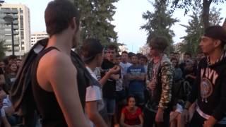 KR & Nacho Argentino vs Sank & Dragma - [PauBattle2vs2] (19.9.15)