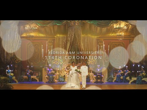 FAMU's  114th Coronation