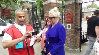 Kim Wilde in London 23 05 2016