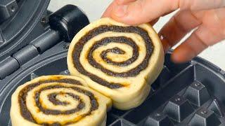 4 ótimas ideias de refeições para quem tem máquina de waffle