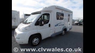 2008 Ace Airstream 600 EK - Continental Leisure Vehicles Ltd