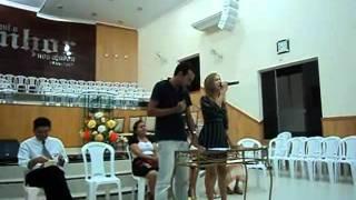 """Jaime e Priscila  """"Mais Amor"""" (Luiz de Carvalho e Denise)"""