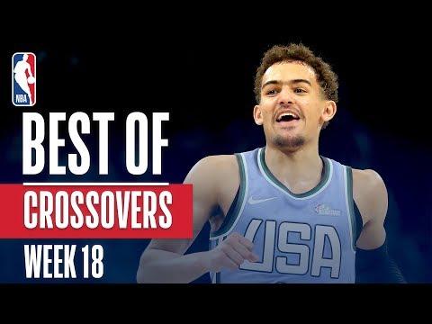 NBA's Best Crossovers   Week 18