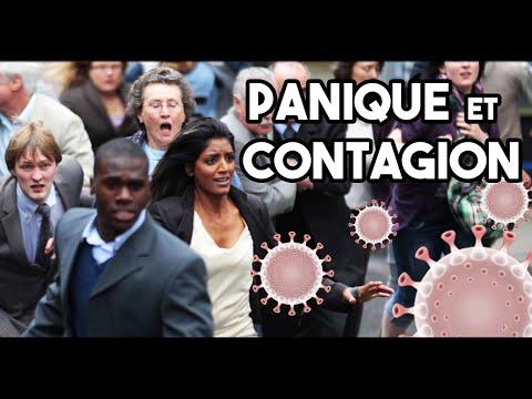 Mouvement de foule : comment se propage la panique ?